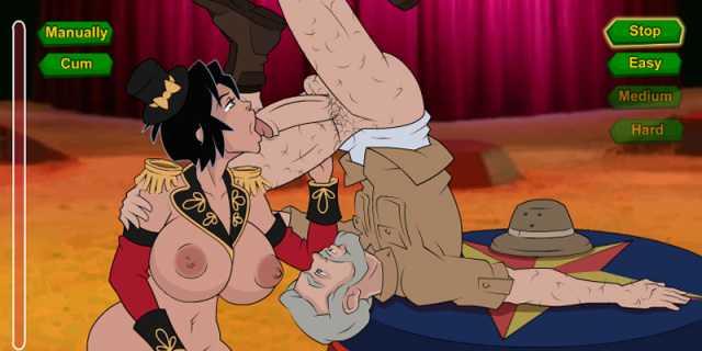 Big Top Bangeroo 3 play sex game