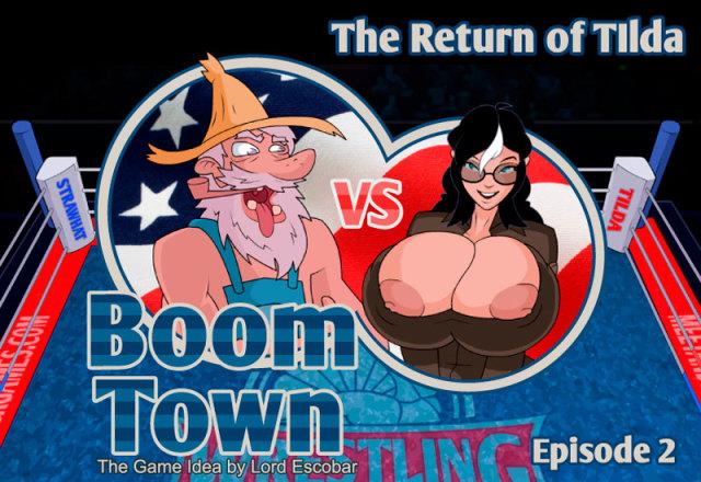 Boom Town The Return of TIlda Episode 2 free porn game