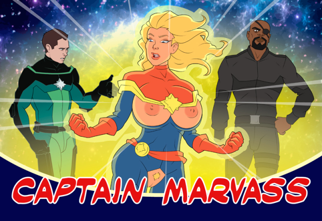 Captain Marvass free porn game