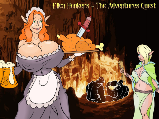 Elica Honkers : The Adventures Quest