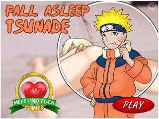 Fall Asleep Tsunade