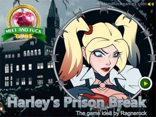Harley Prison Break