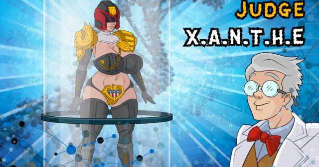 Judge X.A.N.T.H.E. free porn game