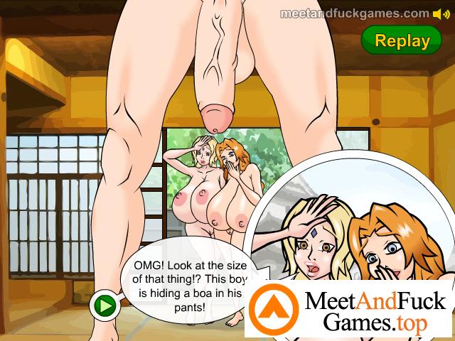 Matsumoto vs Tsunade free porn game