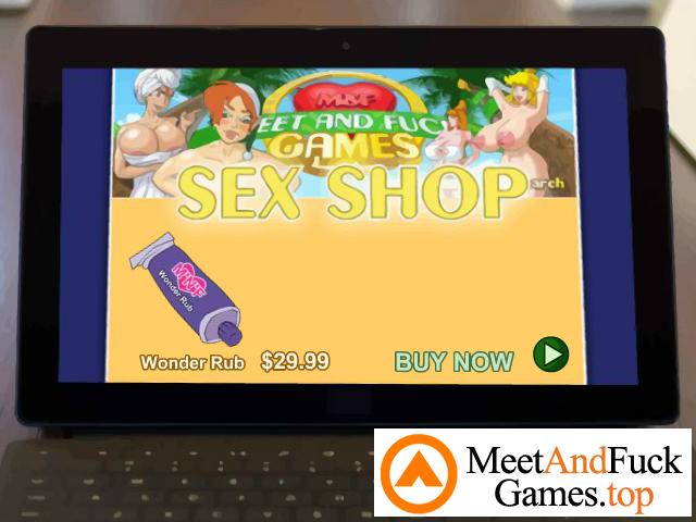 M&F's Wonder Rub free porn game