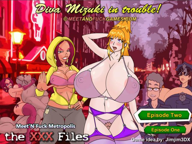 MNF Metropolis - the XXX Files : Episode 2 free porn game