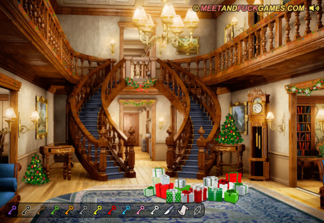 Nintendolls: The Secret Mansion online sex game