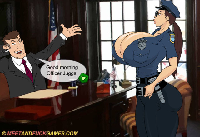 Officer Juggs: Lust for Sail online sex game