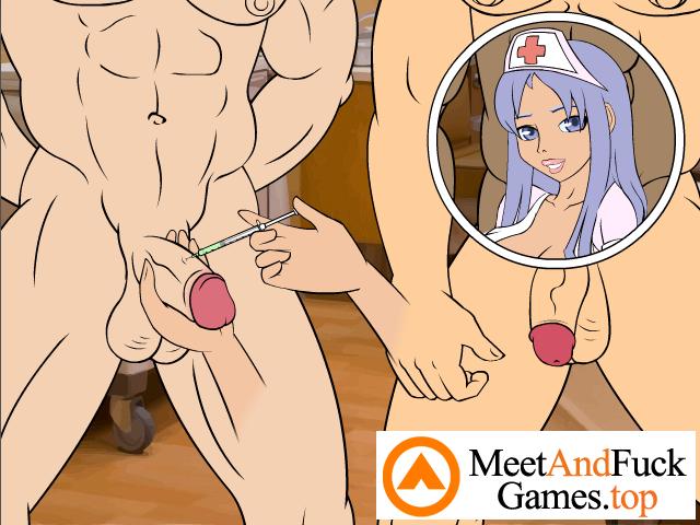 Порно игры мит энд