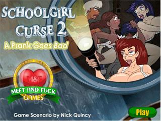 Schoolgirl Curse 2