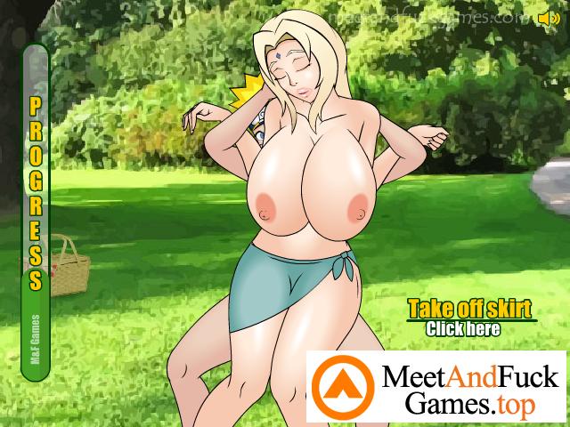 Shared Tsunade Sex porn game about Tsunade