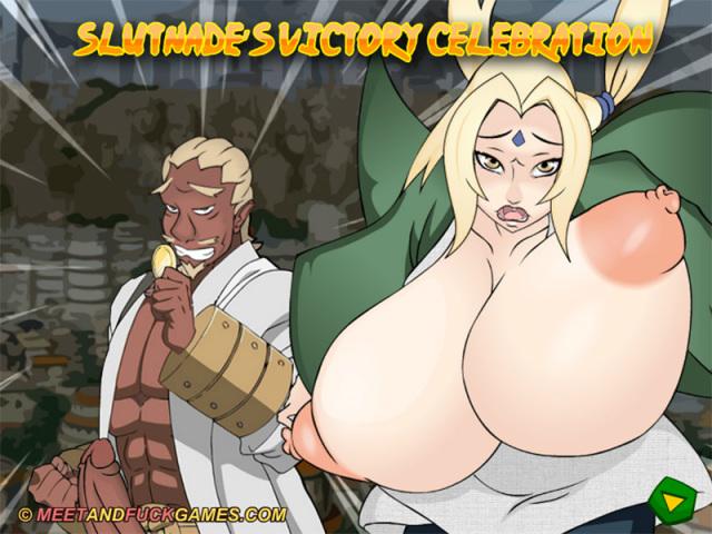Slutnade's Victory Celebration free porn game