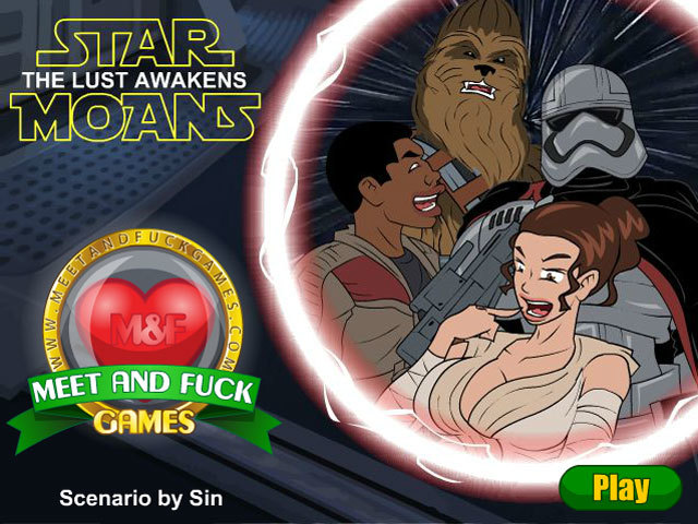 Star Moans: The Lust Awakens free porn game