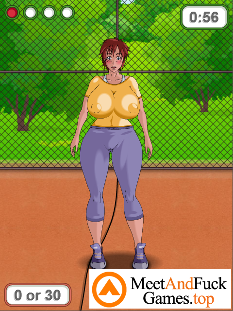 Street Games 2 girl on the street gradually undresses