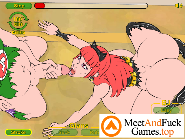 Super Heroine Hijinks 2 play sex game