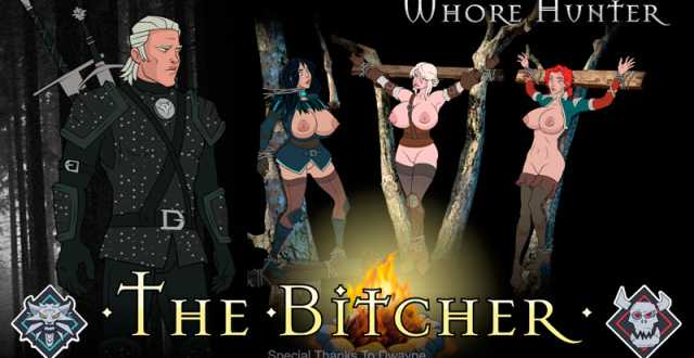 The Bitcher Whore Hunter free porn game