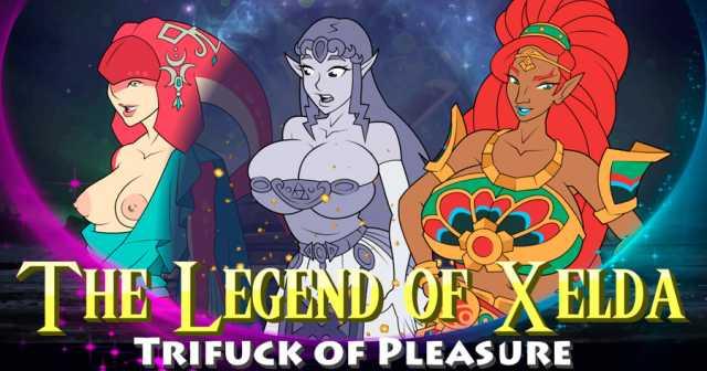The Legend of Xelda: Trifuck of Pleasure free porn game