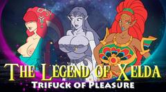 The Legend of Xelda: Trifuck of Pleasure