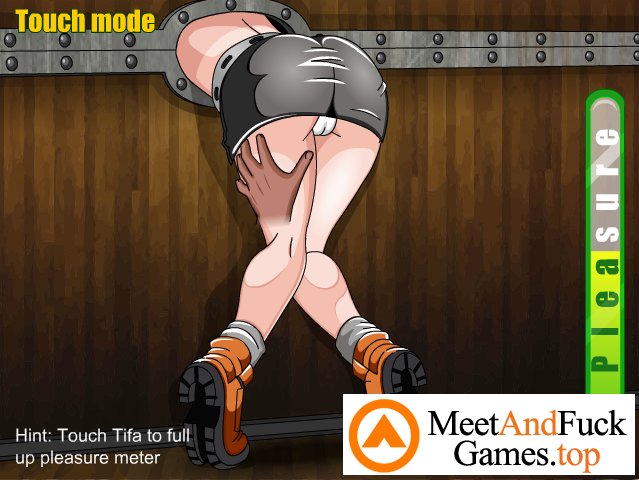 Tifa Dungeon Fuck punish and fuck