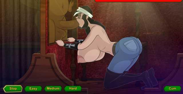 Tilda's Сonfession play sex game