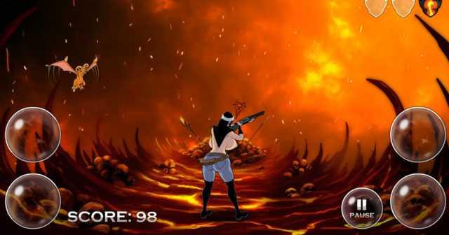 Tilda von Titantanks The Apocalypse online sex game