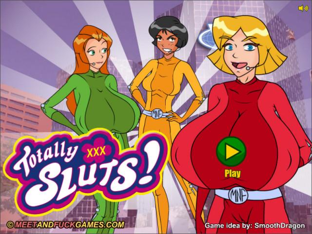 Totally Sluts free porn game