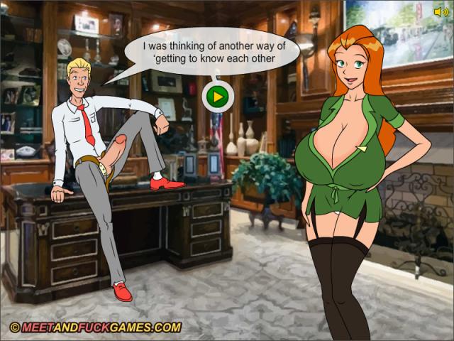 Totally Sluts online sex game