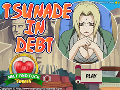Tsunade in Debt