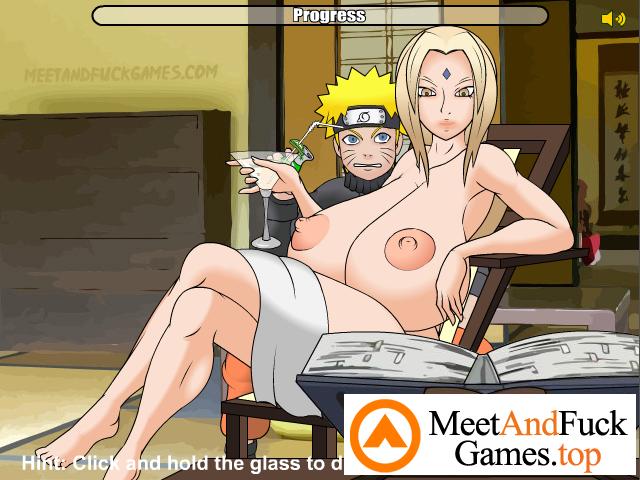 Tsunade Stalker naked blonde opened stalker