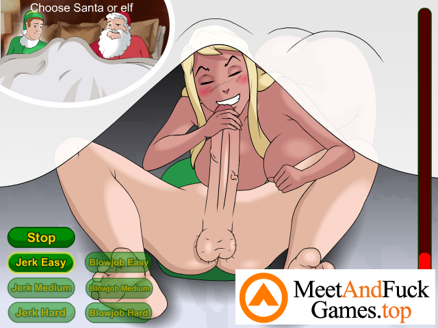Welcome Guests Sexy Santa Claus