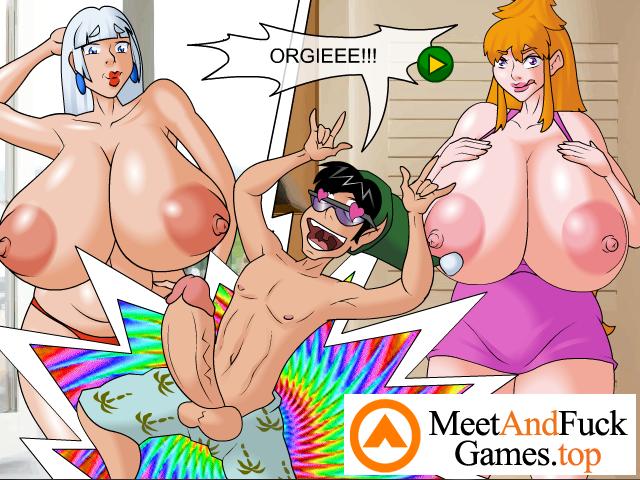 XMas Payrise 4: Summer Vacation Orgy on the coast