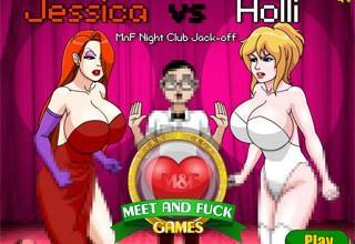 Jessica vs Holli