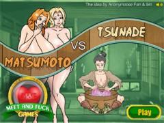 Matsumoto vs Tsunade